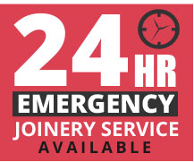 24 hour Emergency Joinery