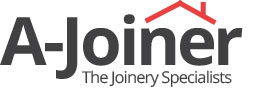 A-Joiner Logo Runcorn Bespoke Joinery Specialists Cheshire & Merseyside
