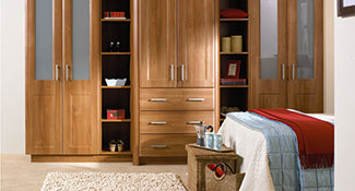 Bespoke Fitted Bedroom Design and Fitting Runcorn