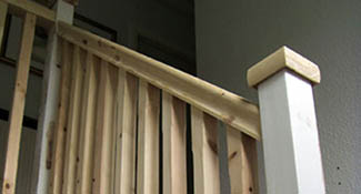 Bespoke Staircase builder and fitting services