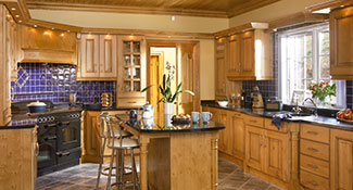 Best Fitted Wooden Kitchens