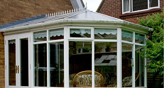Conservatory services joinery