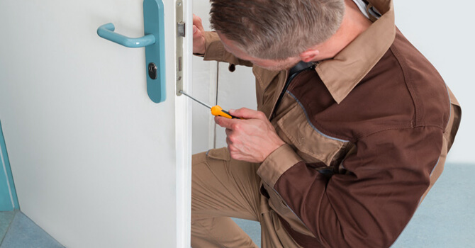 Emergency Door Lock Repair Joinery