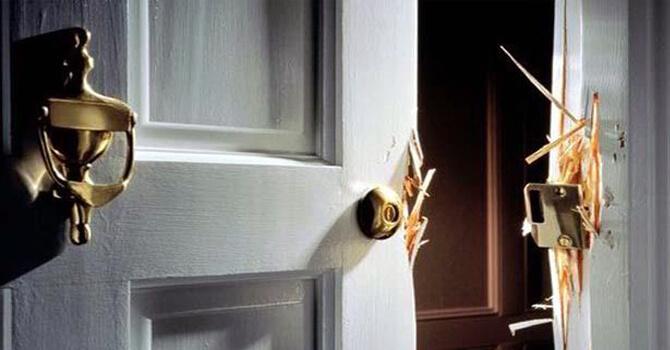 Emergency Door Repair Joinery