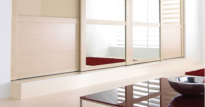 Fitted Sliding Door Bedroom Furniture