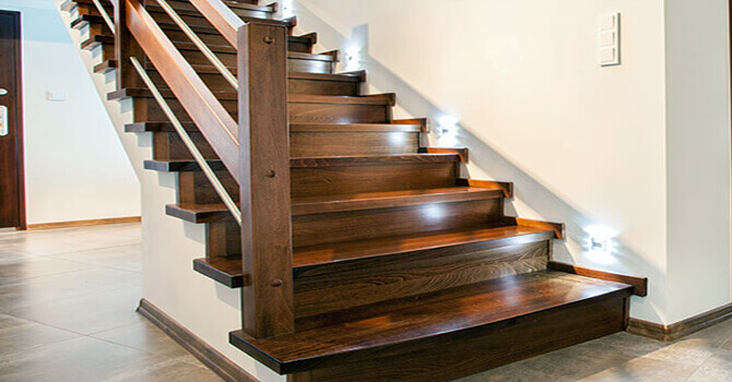 Hardwood Staircase Build and renovation