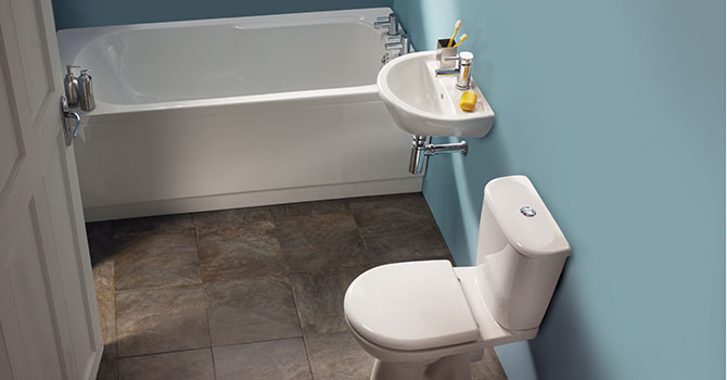 Rental Property Bathroom fitters and tilers Runcorn Cheshire and Merseyside