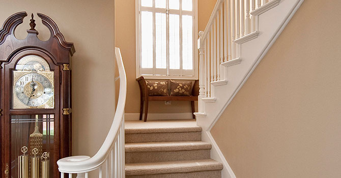 Staircase and stair fitters