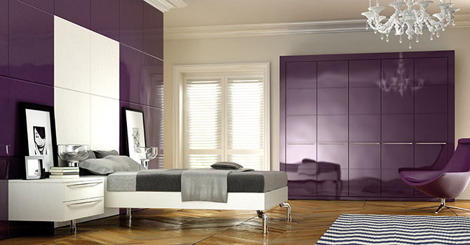 Stylish Fitted Bedroom Furniture Fitting