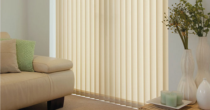 Vertical Blinds and Replacement slats