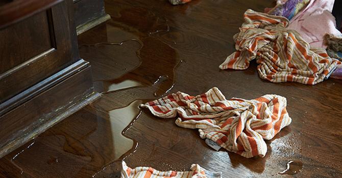 Water Damage Repairs Emergency Joinery