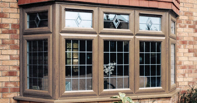 Wooden Fitted Windows