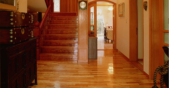 Wooden Interior Joinery