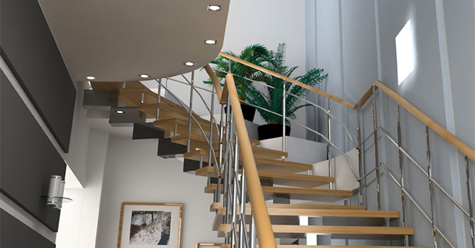 joiner Custom built Staircase Stair fitting Runcorn Cheshire Merseyside